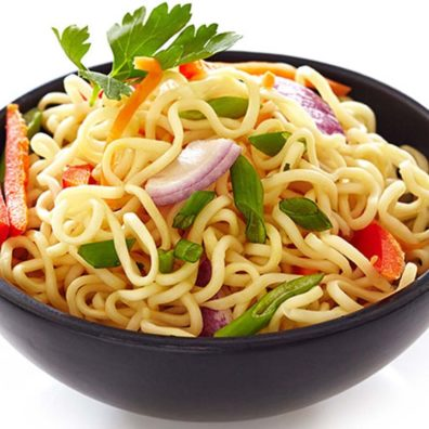 Veg Noodles - Deli Bite Catering