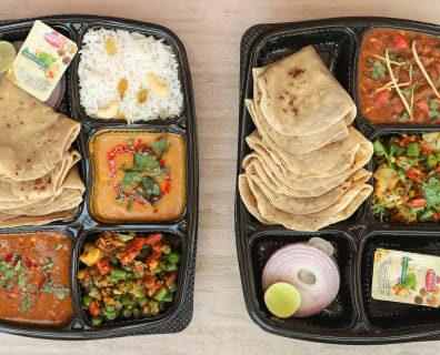 Regular Standard 2 time Indian Meal Plan