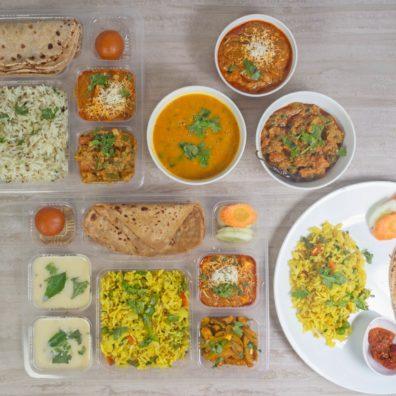 Regular Standard 3 time Indian Meal Plan