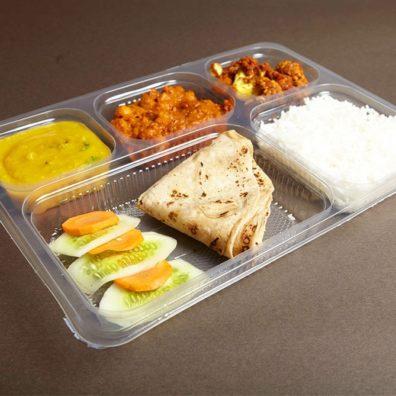 Regular Standard 1 time Indian Meal Plan