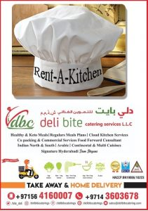 Cloud Kitchen in Dubai