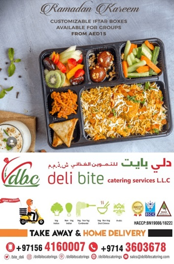Ramadan Iftar Box Dubai